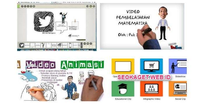 5 Aplikasi Pembuat Video Animasi Melalui Komputer Paling Canggih - 5 aplikasi pembuat video animasi Melalui Komputer Paling Canggih – Saat ini, ada banyak pilihan aplikasi pembuat video animasi dengan beragam platform dan cara penggunaan untuk mempermudah penggunanya.Tentu saja dengan begitu cara membuat video animasi tidak lagi sesulit dulu. Menggunakan...