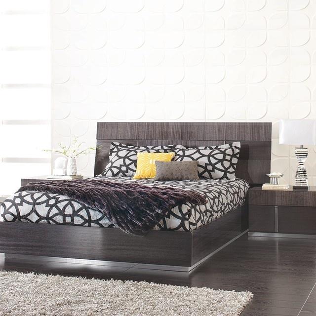 Mondiana Queen Bed U2013 Modern U2013 Bedroom U2013 Other Metro U2013 Plummers Furniture