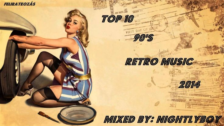 ♫ [Top 10] 90's Retro Music Mix 2014 ♫