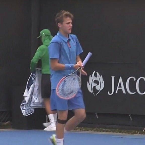 Piros Zsombor az Australian Open 2017-es bajnoka a juniorok között.