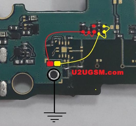 Samsung J5 J510 Mic Problem Jumper Solution Ways Microphone