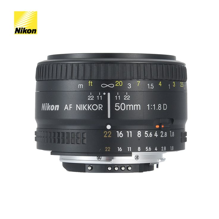 Nikon Lens 50 1.8 D Nikkor AF 50mm f/1.8D Lenses For Nikon D90 D7100 D7200 D610 D700 D810 D5 Digital Camera Professional NEW //Price: $170.69//     #storecharger