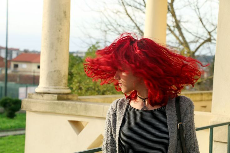 red hair on the move.  by andreiaicq15