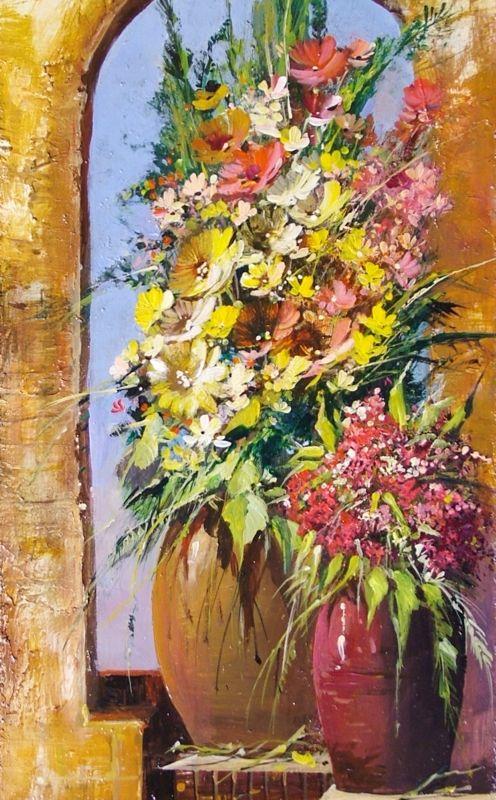 "Alim Adilov ""Nyári virágok"""