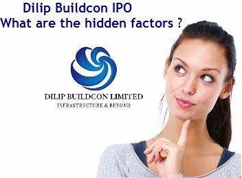 Dilip Buildcon IPO would open for subscription on 1st August, 2016. Company revenues grown at 58% CAGR. It earns profits of 5.8%. Should you invest in Dilip Buildcon Ltd IPO?