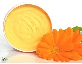 Crema naturala antiiritatii cu oxid de zinc, lanolina si extract de galbenele - BB Mic