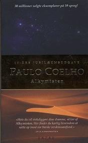 Alkymisten af Paulo Coelho.