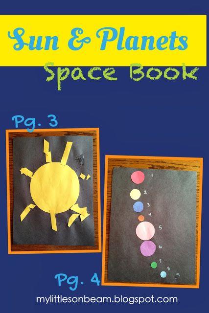 preschool planets lesson plans - photo #33