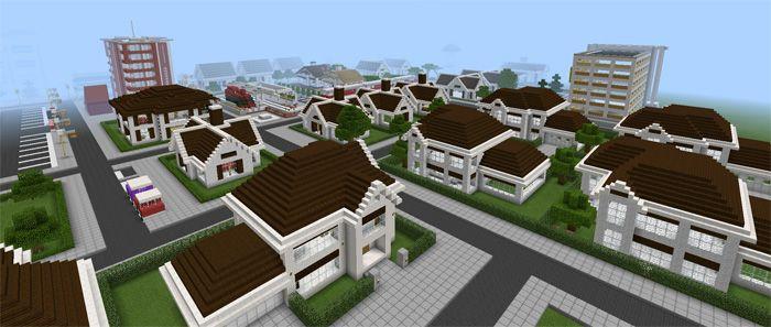 Big Venom City [Creation] | Minecraft PE Maps