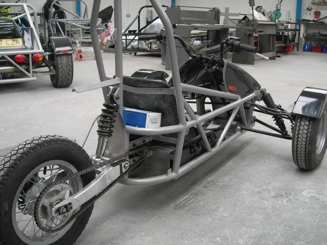 Image Result For Chasis De Trike Con Motor Trikesbikes Gokarts