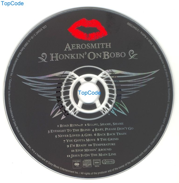 Honkin' on Bobo. Great album and a departure for Aerosmith. I saw the tour as well. This band is ...