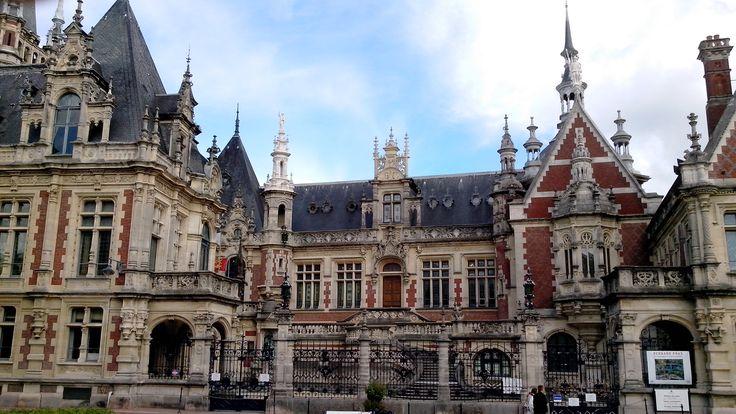 Le palais de la Bénédictine