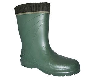 Expert Verdict Ultra-Light Wellies, Ladies Far lighter than standard rubber boots, these ladies' wellies are made of EVA and are some of the most comfortable we've ever worn. Their one-piece shells are completely waterproof, with thermal linin http://www.MightGet.com/january-2017-11/expert-verdict-ultra-light-wellies-ladies.asp