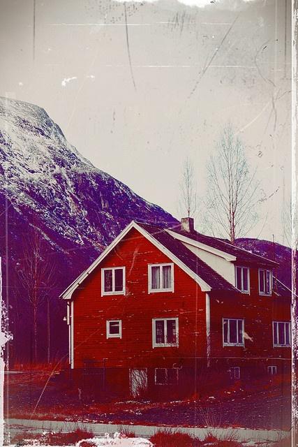 old farmhouse photo