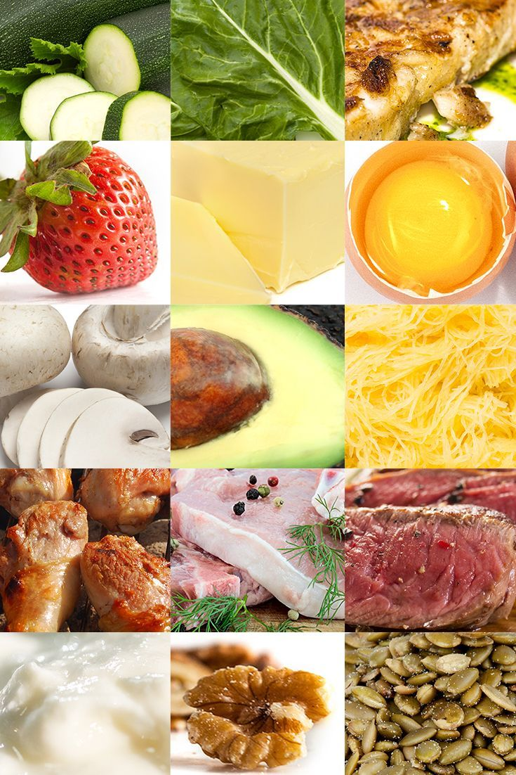 If you're watching your waistline, here are the best low-carbohydrate foods to help keep the fat off. Add them to your shopping list!