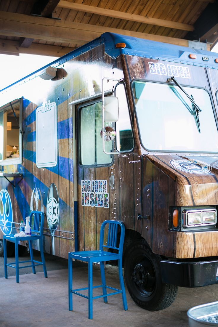 bbq food truck catering