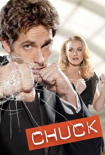 No clue where I was when these actually aired, but I'm LOVING this show on Netflix!!! Gotta have my daily fix of Chuck!