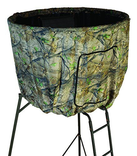 Muddy Made to Fit Blind Kit IV Fitting Liberty Stand, Camo by Muddy. Muddy Made to Fit Blind Kit IV Fitting Liberty Stand, Camo.