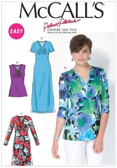 133 besten Sewing Patterns: Tops Bilder auf Pinterest ...