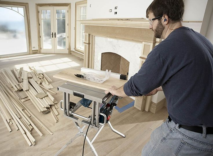 We review the top portable table saws to find the best of the best. #TableSaw #DIY
