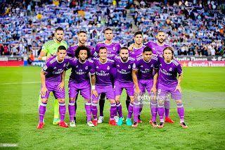 EQUIPOS DE FÚTBOL: REAL MADRID contra Espanyol 18/09/2016