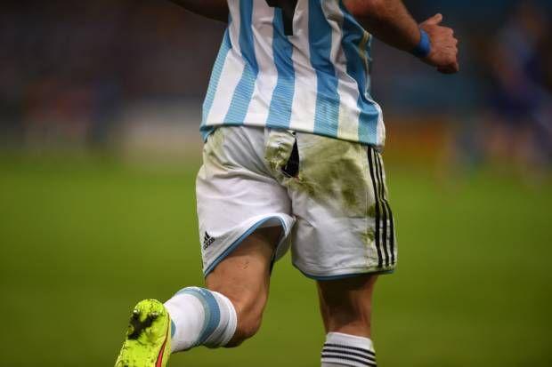 Unik dan Menggelikan di Piala Dunia 2014