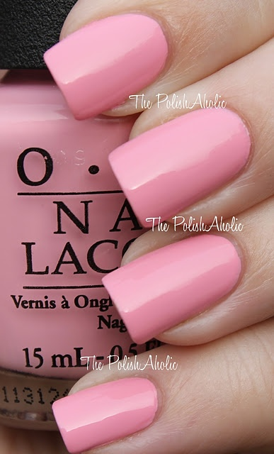 Pink Friday from the OPI Nicki Minaj collection