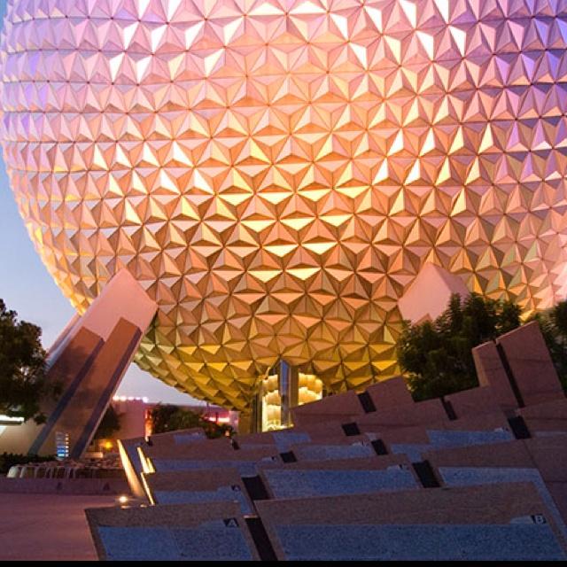 Epcot Center, Walt Disney World Resort, Orlando, Florida