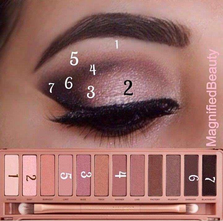 Pin on Eyeshadow Looks
