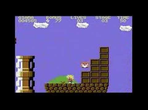 C64 is 30 years old - I used to play this cool game!!  Great Giana Sisters    http://arstechnica.com/gadgets/2012/08/three-decades-of-the-commodore-64/