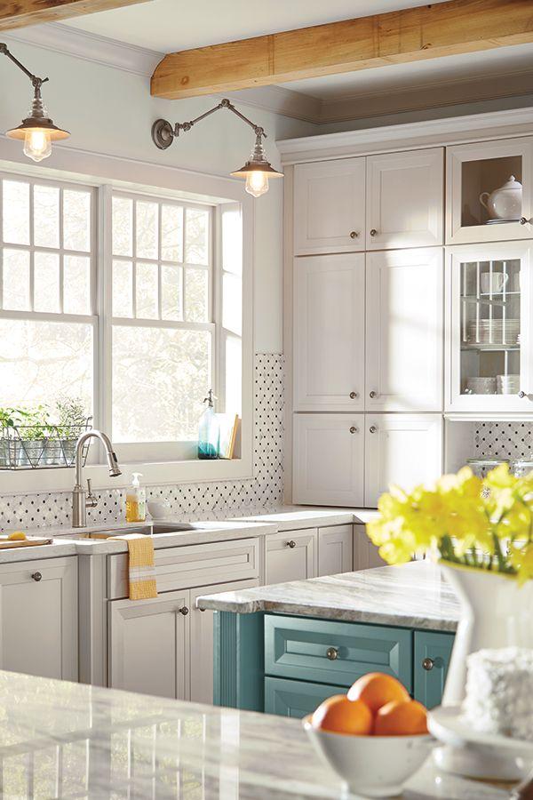 Let The Light Shine Condo Kitchen Kitchen Remodel Kitchen Redo