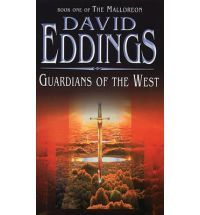 13 best books images on pinterest fantasy books science fiction guardians of the west david eddings book 1 of the malloreon fandeluxe Gallery
