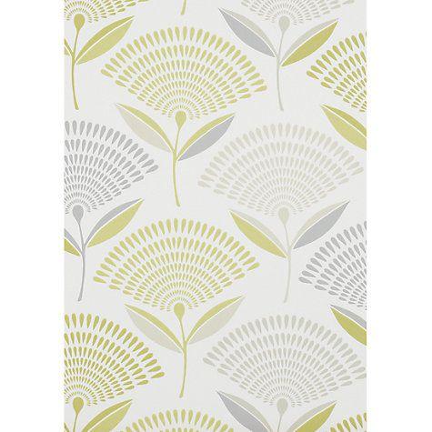 Prestigious Textiles Calia Wallpaper Zest 1622 047 In