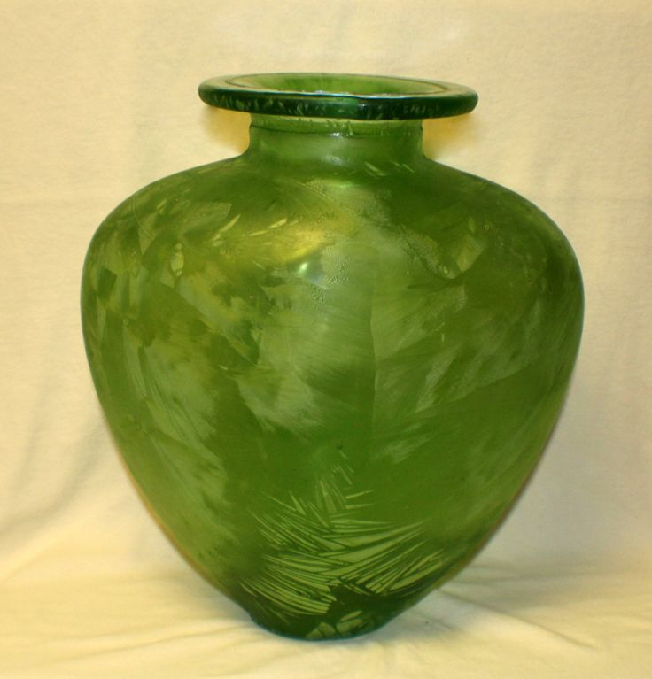 Vintage Large Green Quot The Original And Genuine Recycled
