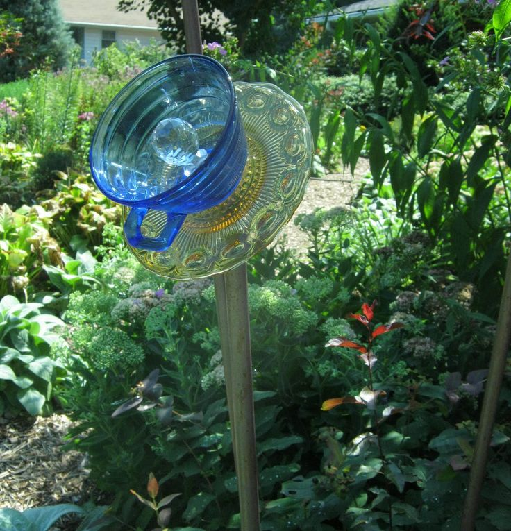 Garden Of Art: Creative Homemade Garden Art