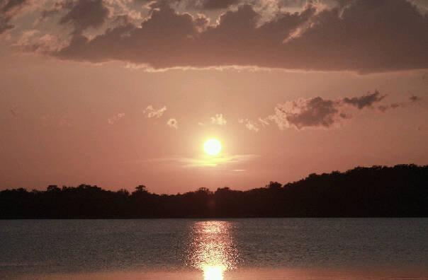 Kissimmee Florida Sunset by Sophia J.