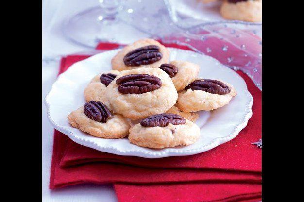 Stániny čedarové sušenky