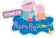 Amelia is already planning our next adventure! She thinks Peppa Pig World in the UK is where we will be ;)