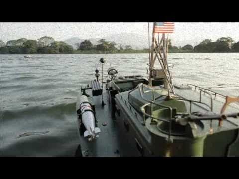 Gas RC ELCO PT 596 Patrol Torpedo Boat