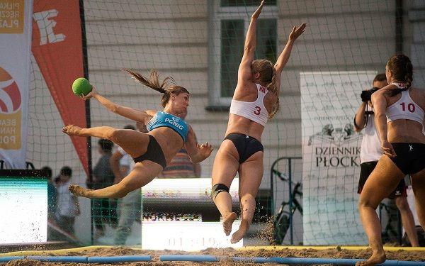 International Handball Federation  > Summer of beach handball in Poland begins