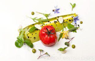 Tomato Gazpacho by Colin McGurran