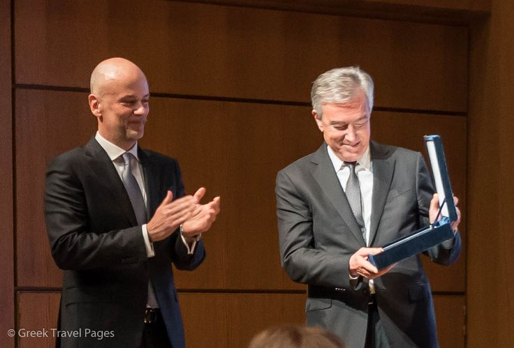 Andreadis Passes Leadership Torch for Greek Tourism Confederation (SETE).