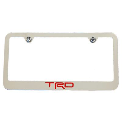 toyota trd license plate frame fj cruiser tundra tacoma lexus scion truck pinterest license plates license plate frames and link
