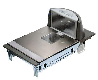 Datalogic Magellan 8400 to wielokierunkowy czytnik kodów kreskowych 1D, oferujący najwyższą wydajność. Operuje w polu widzenia 360°, pozwalając na szybkie i wygodne skanowanie.