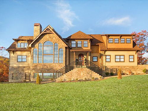 552 best images about amazing log homes on pinterest for Luxury pet friendly cabins in gatlinburg tn