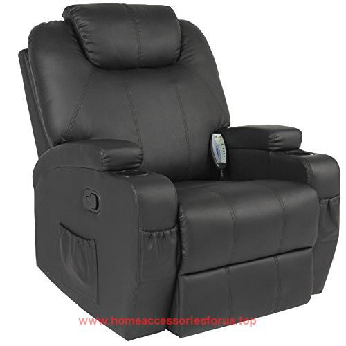 Best Choice Products Massage Recliner Sofa Chair Heated with Control Ergonomic Executive Lounge, Black, 92.5 Pound  BUY NOW      $284.95      Best Choice Products presents this brand new massage leather recliner. Relax in this premium massage chair without compromisi ..  http://www.homeaccessoriesforus.top/2017/02/27/best-choice-products-massage-recliner-sofa-chair-heated-with-control-ergonomic-executive-lounge-black-92-5-pound/