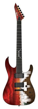 ESP LTD Master of Puppets Limited #Thomann