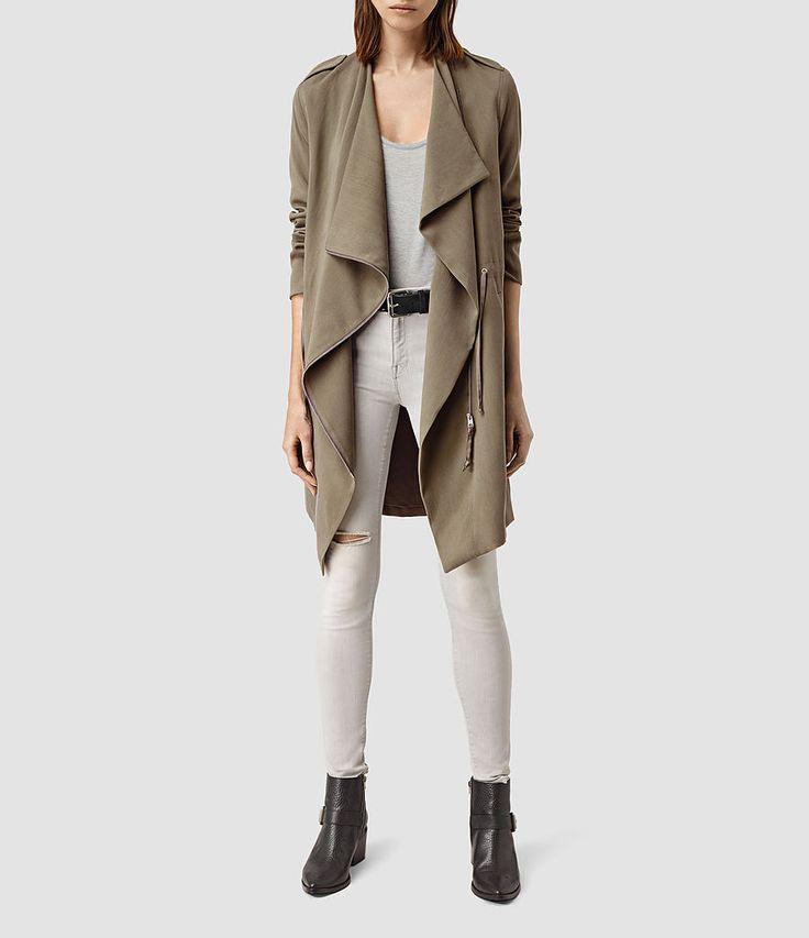 Ellaria Coat