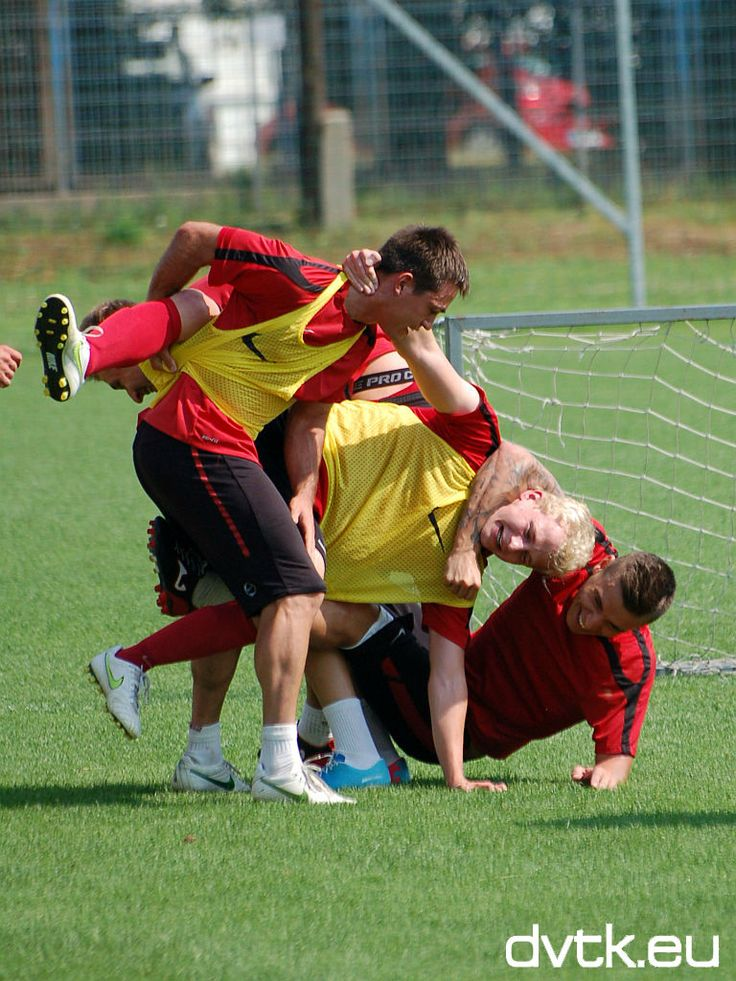A küzdőszellemet fejlesztő gyakorlatok is előkerültek a DVTK nyári felkészülése során