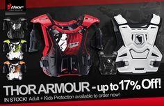 "Thor Body Protection from £14.99  ""Thor Body Protection"""